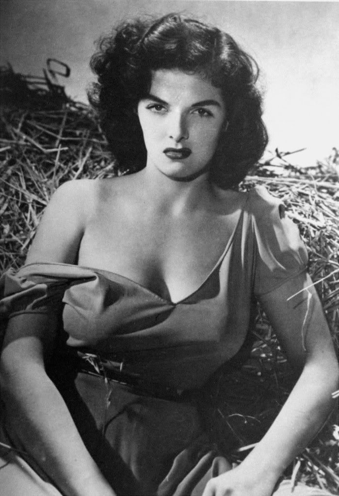 My Childhood Fantasy Was Jane Russell | MisfitWisdom