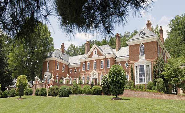 Donald Trump Buys A Driveway Now He Has Everything on Carlyle House Plan