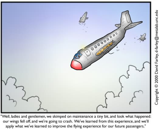 communication error in aviation The model proposes that threats and errors are part of everyday aviation   aircraft handling errors, procedural errors and communication errors may be.