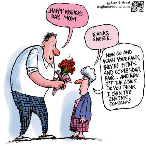 Happy Mother's Day Mom….MOM!!! It's ME! Misfit ...