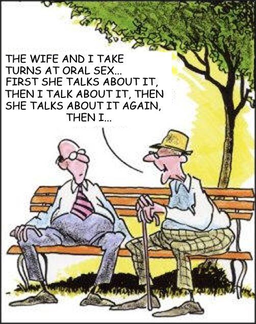 dating older man jokes