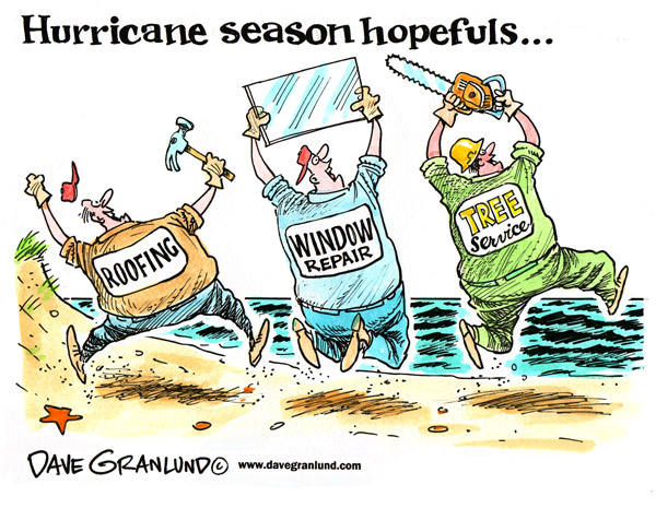 As Hurricanes Goes This One Blows Literally Misfitwisdom