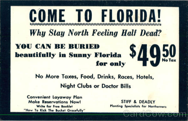 Is It Time For Florida To Secede From The Union….I Mean
