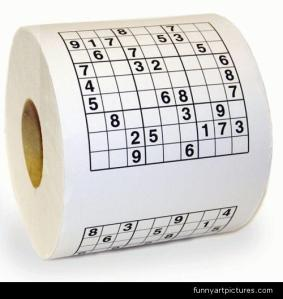 For the really obsessed crossword puzzle nut