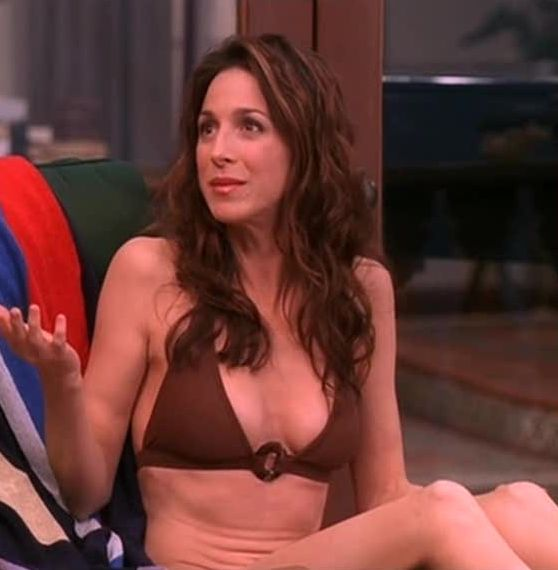 Marin Hinkle Judith Played Jake S Mom On The Show