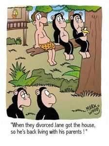 divorce jane & tarzan