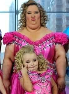 Honey and Mrs. Boo Boo.........Aghhhhhhhhhh!!!!!