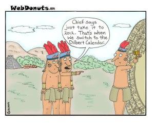 mayan dilbrt calendar