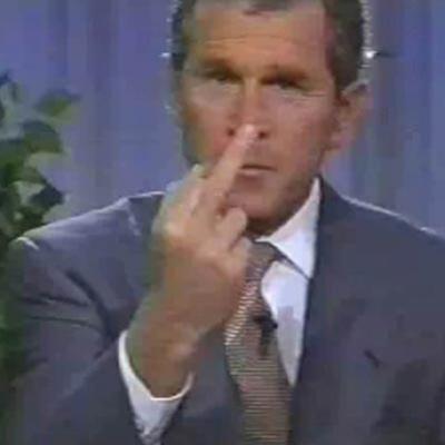 finger g bush
