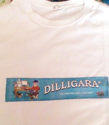 MW DILLIGARA shirt