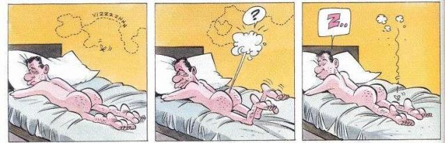 Scientists have also discovered another use  for farts during those hot summer nights when bugs are all over the place