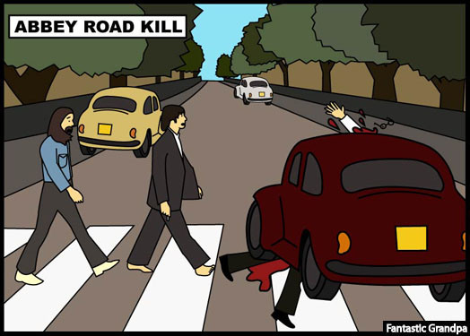 Oops....sorry Beatles fans....some more bad news...