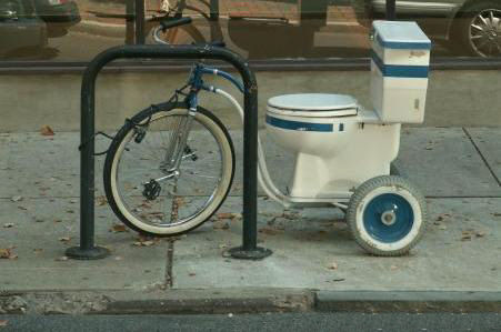 The latest scooter model which DOES have the potty chair option