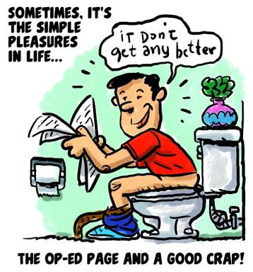 """Finally! A Celebration I Can Relate To. """"National Toilet Day ..."""
