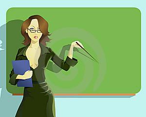 Hot teacher cartoon