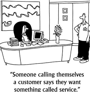 Customer?