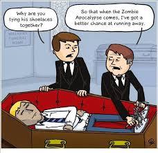Little known zombie deterrent tactic