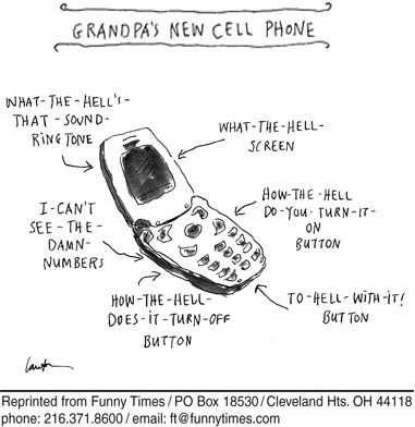 why can�t i find a freakin� dinosaur cell phone