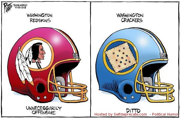 """argumentation why native american mascots should not be used The future of native american imagery in sports  the first state to officially  outlaw use of the term """"redskin"""" for mascots throughout the  howard notes that  the argument that the names are intended to honor, not offend, are flawed  """"if ' redskins' is an inappropriate title, then we shouldn't use any native."""