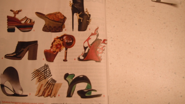 Soooooo many shoes.....soooooo little time