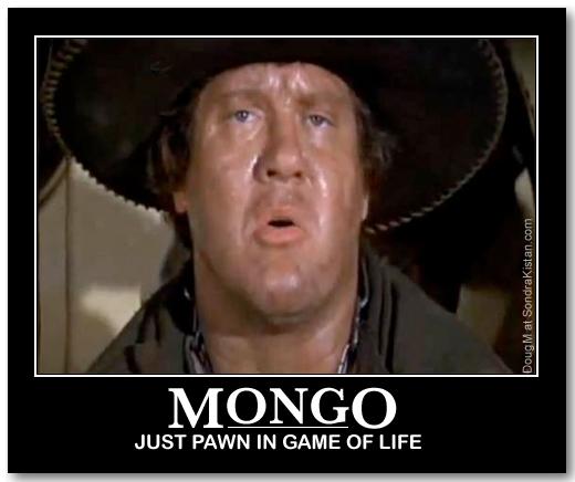 In Mongo's defense