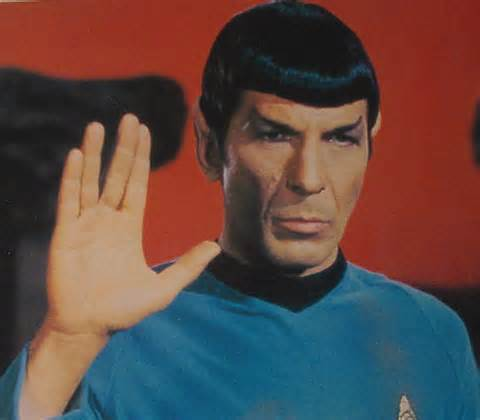 Mr. Spock then