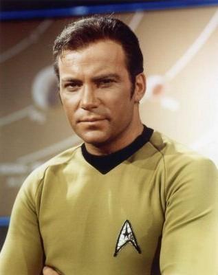 Captain Kirk then