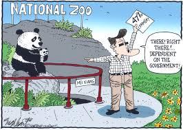 Gawdamn freeloadin' *#!^%@!# panda bears