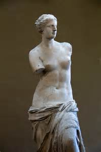 Oops....they censored Venus di Milo's  arms in error....