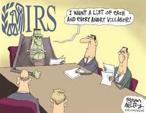 Al Frankenstein diangkat kepala IRS