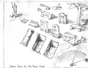 Damn grave traps.....