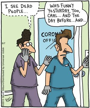 Coroner humor.....