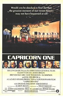 """Capricorn One"" A true documentary...um.....I think."