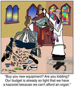 """Had Dave Baby Cortez not found another church to play in we'd be listening to """"The Happy Kazoo."""""""