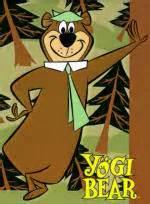 Yogi Berra Bear