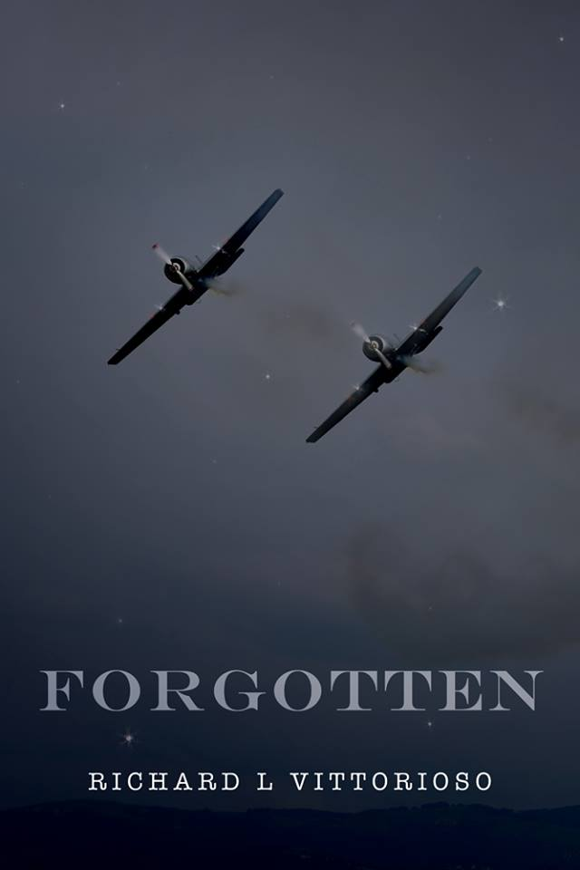 forgotten create space cover