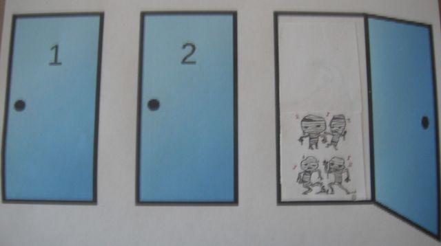 DAM! Wrong freakin' door!!!!