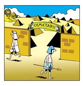 Where Nefertiti's tomb is located