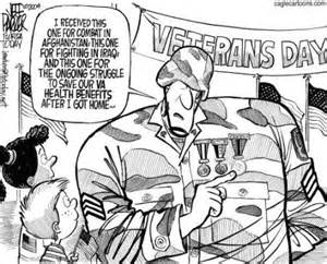 Thanks to all our vets.....and to the politicians.....read my index finger