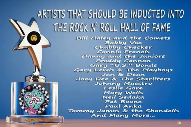 R&R Hall of fame