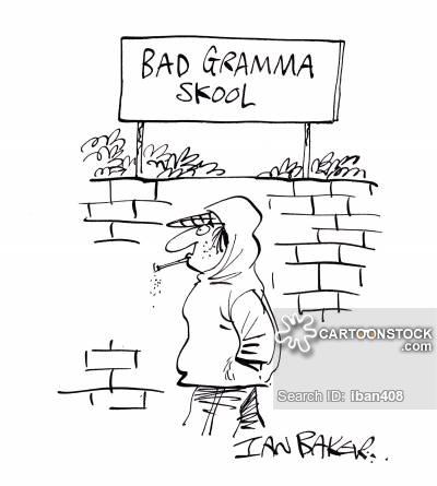 Bad Gramma Skool