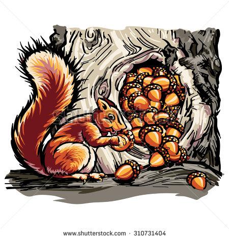 Sooooo many nuts, sooooo little time