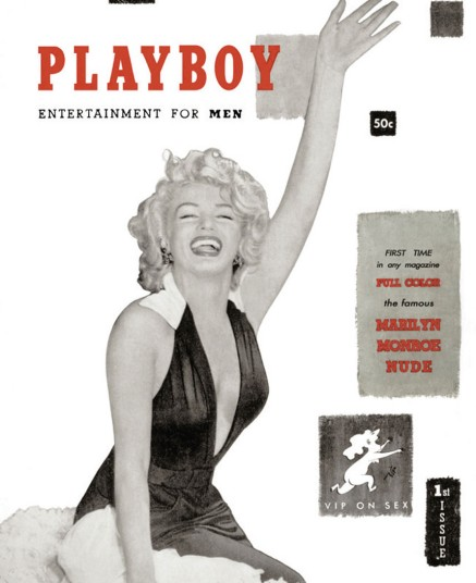 playboy marilyn cover