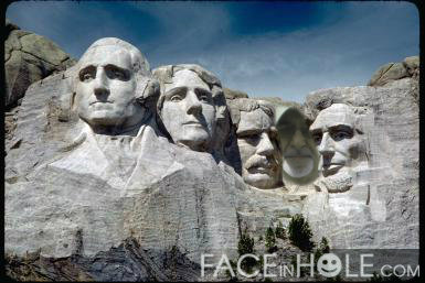 mt rushmore dick