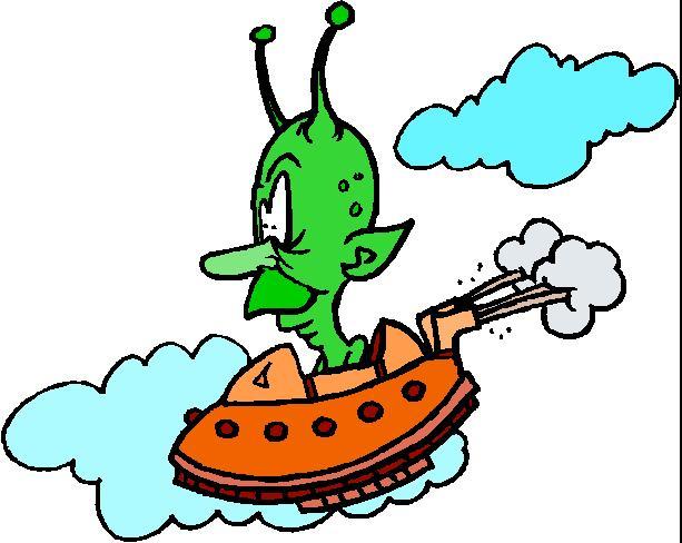 Like do UFO's really exist.....