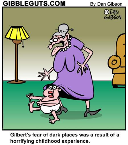 Ah feel yer pain Gilbert