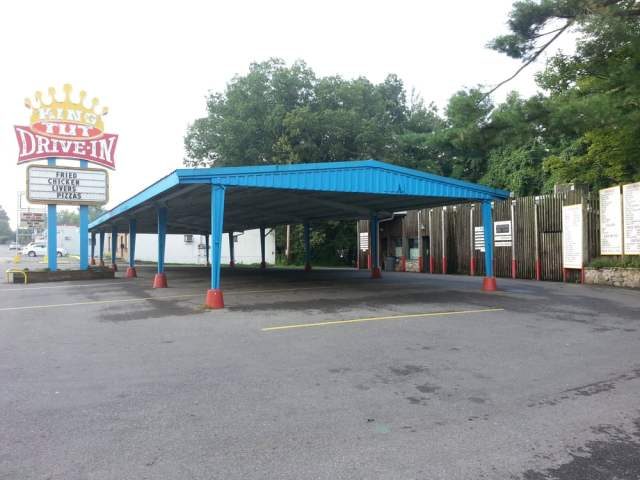 Kig Tut Drive In Restaurant, Beckley, West (by Gawd) Virginia